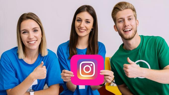 Social Content Instagram