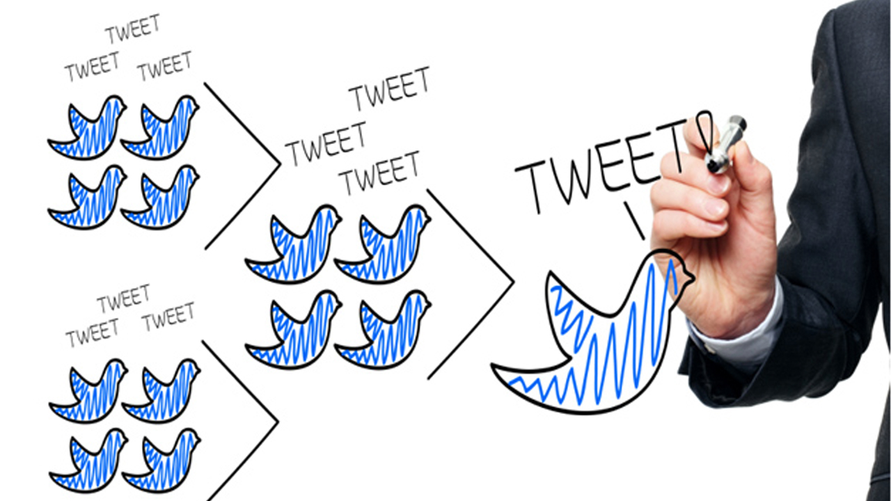 Social Content Twitter